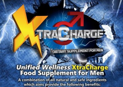 Xtra Charge for Men Unified Products and Services Best Business Philippines Negosyo Franchise Online Home Based